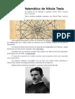 O Mapa Matemático de Nikola Tesla