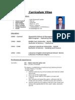 H.kaadan - Resume'