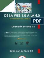 Web-1.0-4.0