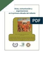 CD Políticas, Comunicación y Organizaciones en La Primera Década Del Milenio