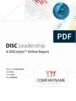DISC Leadership