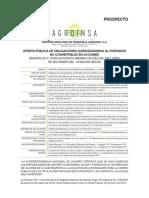 +Prospecto AGROINSA OQ2017-I