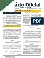 Diário Oficial do Estado de Goiás - de 3 de agosto de 2018 - Completo