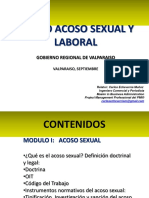 Curso Gore Acoso Sexual y Laboral