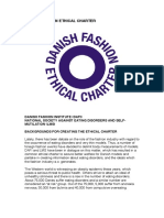 Danish Fashion Ethical Charter