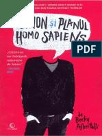 Simon Si Planul Homo Sapiens - Becky Albertalli