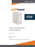 SBG6700 User Guide