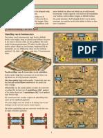 Aqua Romana boardgame Spelregels (NL)
