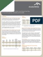 Bethstar steel Arcelomittal.pdf