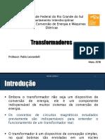 DIL01161- Aula 5 - Transformadores