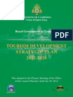 Tourism Development Stategic Plan 2012 2020 English