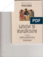 Preacuviosul Thicara -Laude și rugăciuni către Sf.Treime.pdf
