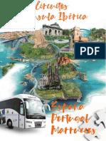 Peninsula Iberica 2018