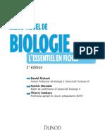 9782100705399 Mémo  de biologie