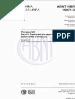nbr 16071-3 pdf