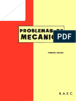 Problemas de Mecánica - RAEC