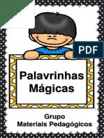 Palavrinhas Mágicas -