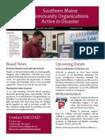 smcoad newsletter - summer 2018