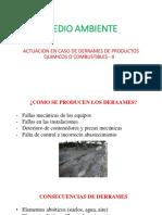 Presentacion Actuacion en Caso de Derrames - II