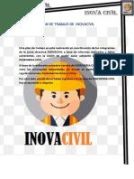 Plan de Trabajo Inova Civil