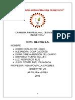 Gloria Sa Quemar CD