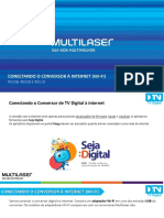 Conectando Conversor a Internet - Adaptador_Wi-Fi