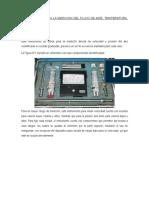 Intrumentos Para La Medicion Del Flujo, Presion y Temperatura