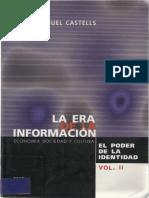Castells, Manuel - El poder de la identidad.pdf