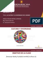 Cultura y Diversidad Diapositivas 3