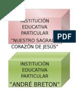 CARATULAS DE TAPA+ COLEGIOS