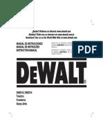 2. Taladro DWD024-B3