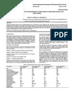 Analysis of Effluents Discharged From Ashtamudi Lake