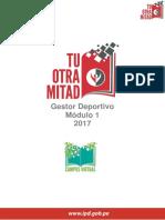 Fundamento de La Gestión Deportiva_Presentación_unidad II