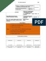 PET-TAN-GE(EX)-05.05 Verificación de Los Avances de Perforación Por Corridas, Recuperaciones, RQD