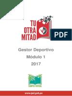 Legislación Deportiva_Texto_Unidad I_