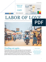 Benin Newsletter 8-3-18