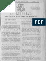 La Libertad 1872