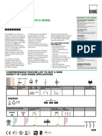 Dse8660 Data Sheet (Usa)