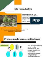 5 Éxito reproductivo