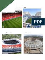 Estadios de Rusia