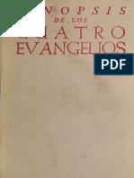 Sinopsis de Los Cuatro Evangelios