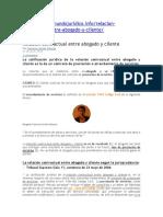 Relación contractual entre abogado y cliente.docx