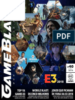 Revista GameBlast - No 40 - 2018-07