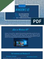 Windows 10 de Monousuario