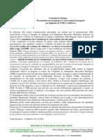 CS Retuvasa Precisazioni Osservazioni TMB Colleferro 011010