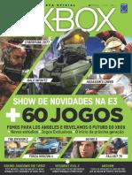 Oficial Do XBOX - Edição 147 - (Julho 2018)