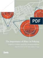 2010 Importance of Place