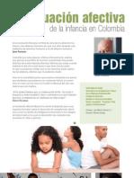 La Situacion de Afectividad en Colombia Marcela Arango