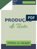 Criterios Produçao Textual 2bim 2017