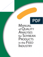 Manual of quality analysis of Soybean Products.pdf